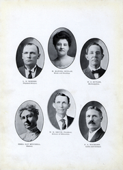 Page 9, 1909 Edition, University of North Texas - Yucca Yearbook (Denton, TX) online yearbook collection