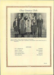 Page 212, 1925 Edition, University of North Texas - Yucca Yearbook (Denton, TX) online yearbook collection