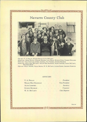 Page 214, 1925 Edition, University of North Texas - Yucca Yearbook (Denton, TX) online yearbook collection