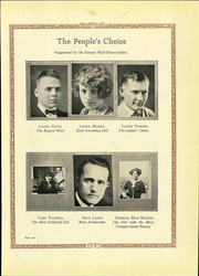Page 295, 1925 Edition, University of North Texas - Yucca Yearbook (Denton, TX) online yearbook collection