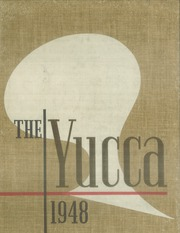 University of North Texas - Yucca Yearbook (Denton, TX) online yearbook collection, 1948 Edition, Page 1