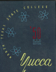 University of North Texas - Yucca Yearbook (Denton, TX) online yearbook collection, 1950 Edition, Page 1