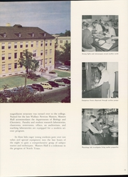 Page 13, 1952 Edition, University of North Texas - Yucca Yearbook (Denton, TX) online yearbook collection