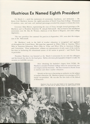 Page 16, 1952 Edition, University of North Texas - Yucca Yearbook (Denton, TX) online yearbook collection