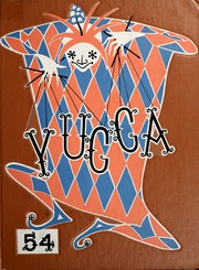 University of North Texas - Yucca Yearbook (Denton, TX) online yearbook collection, 1954 Edition, Page 1