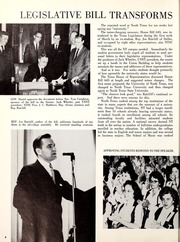 Page 8, 1962 Edition, University of North Texas - Yucca Yearbook (Denton, TX) online yearbook collection