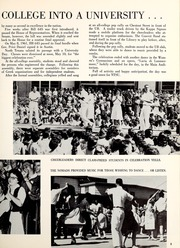 Page 9, 1962 Edition, University of North Texas - Yucca Yearbook (Denton, TX) online yearbook collection