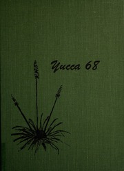 Page 1, 1968 Edition, University of North Texas - Yucca Yearbook (Denton, TX) online yearbook collection
