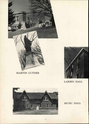 Page 12, 1944 Edition, Luther College - Pioneer Yearbook (Decorah, IA) online yearbook collection