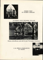 Page 16, 1944 Edition, Luther College - Pioneer Yearbook (Decorah, IA) online yearbook collection