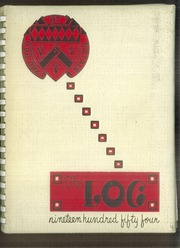 1954 Edition, Loras Academy - Log Yearbook (Dubuque, IA)