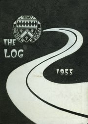 1955 Edition, Loras Academy - Log Yearbook (Dubuque, IA)