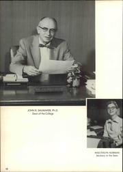 Page 16, 1961 Edition, Des Moines University - Pacemaker Yearbook (Des Moines, IA) online yearbook collection