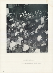 Page 10, 1957 Edition, University of Dubuque - Key Yearbook (Dubuque, IA) online yearbook collection