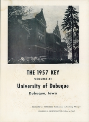 Page 7, 1957 Edition, University of Dubuque - Key Yearbook (Dubuque, IA) online yearbook collection