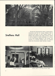 Page 10, 1958 Edition, University of Dubuque - Key Yearbook (Dubuque, IA) online yearbook collection
