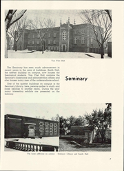 Page 11, 1958 Edition, University of Dubuque - Key Yearbook (Dubuque, IA) online yearbook collection