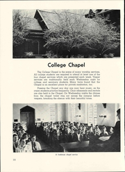 Page 14, 1958 Edition, University of Dubuque - Key Yearbook (Dubuque, IA) online yearbook collection