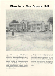Page 16, 1958 Edition, University of Dubuque - Key Yearbook (Dubuque, IA) online yearbook collection