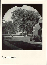 Page 9, 1958 Edition, University of Dubuque - Key Yearbook (Dubuque, IA) online yearbook collection
