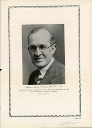 Page 17, 1929 Edition, Graceland University - Acacia Yearbook (Lamoni, IA) online yearbook collection