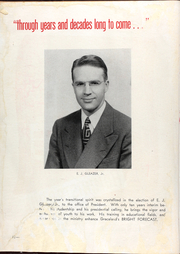 Page 15, 1946 Edition, Graceland University - Acacia Yearbook (Lamoni, IA) online yearbook collection