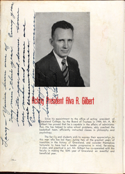 Page 17, 1946 Edition, Graceland University - Acacia Yearbook (Lamoni, IA) online yearbook collection