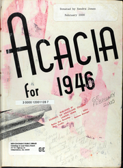 Page 8, 1946 Edition, Graceland University - Acacia Yearbook (Lamoni, IA) online yearbook collection