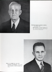 Page 16, 1947 Edition, Graceland University - Acacia Yearbook (Lamoni, IA) online yearbook collection