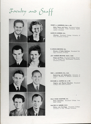 Page 17, 1947 Edition, Graceland University - Acacia Yearbook (Lamoni, IA) online yearbook collection