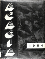 Graceland University - Acacia Yearbook (Lamoni, IA) online yearbook collection, 1954 Edition, Page 1