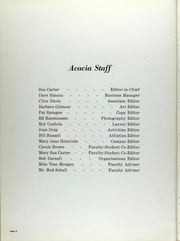 Page 9, 1960 Edition, Graceland University - Acacia Yearbook (Lamoni, IA) online yearbook collection
