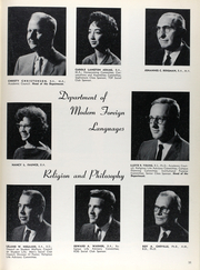 Page 50, 1962 Edition, Graceland University - Acacia Yearbook (Lamoni, IA) online yearbook collection
