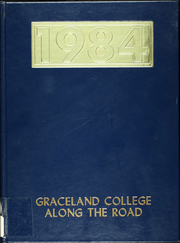 Graceland University - Acacia Yearbook (Lamoni, IA) online yearbook collection, 1984 Edition, Page 1