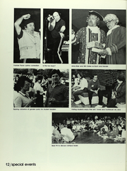 Page 15, 1985 Edition, Graceland University - Acacia Yearbook (Lamoni, IA) online yearbook collection