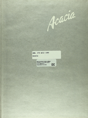 Page 4, 1985 Edition, Graceland University - Acacia Yearbook (Lamoni, IA) online yearbook collection
