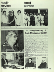 Page 54, 1985 Edition, Graceland University - Acacia Yearbook (Lamoni, IA) online yearbook collection