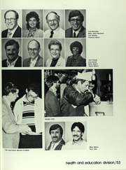 Page 58, 1985 Edition, Graceland University - Acacia Yearbook (Lamoni, IA) online yearbook collection