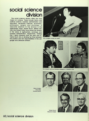 Page 63, 1985 Edition, Graceland University - Acacia Yearbook (Lamoni, IA) online yearbook collection