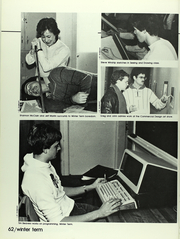 Page 65, 1985 Edition, Graceland University - Acacia Yearbook (Lamoni, IA) online yearbook collection