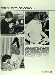 Page 68, 1985 Edition, Graceland University - Acacia Yearbook (Lamoni, IA) online yearbook collection