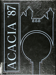 Graceland University - Acacia Yearbook (Lamoni, IA) online yearbook collection, 1987 Edition, Page 1