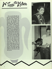 Page 11, 1988 Edition, Graceland University - Acacia Yearbook (Lamoni, IA) online yearbook collection