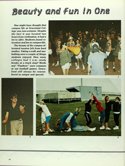 Page 17, 1988 Edition, Graceland University - Acacia Yearbook (Lamoni, IA) online yearbook collection
