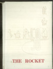 1958 Edition, New Virginia Community High School - Rocket Yearbook (New Virginia, IA)