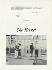 Page 7, 1961 Edition, New Virginia Community High School - Rocket Yearbook (New Virginia, IA) online yearbook collection