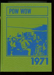 1971 Edition, Muscatine Community College - Pow Wow Yearbook (Muscatine, IA)