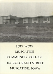 Page 3, 1971 Edition, Muscatine Community College - Pow Wow Yearbook (Muscatine, IA) online yearbook collection