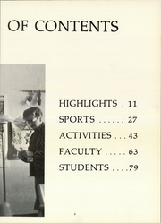 Page 5, 1971 Edition, Muscatine Community College - Pow Wow Yearbook (Muscatine, IA) online yearbook collection