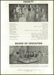 Page 11, 1959 Edition, Grafton High School - Chatterbox Yearbook (Grafton, IA) online yearbook collection